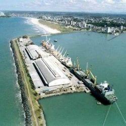 Porto de Ilhéus.
